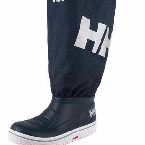 Helly Hansen Waterproof sailing boots